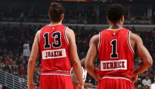 Joakim Noah & Derrick Rose