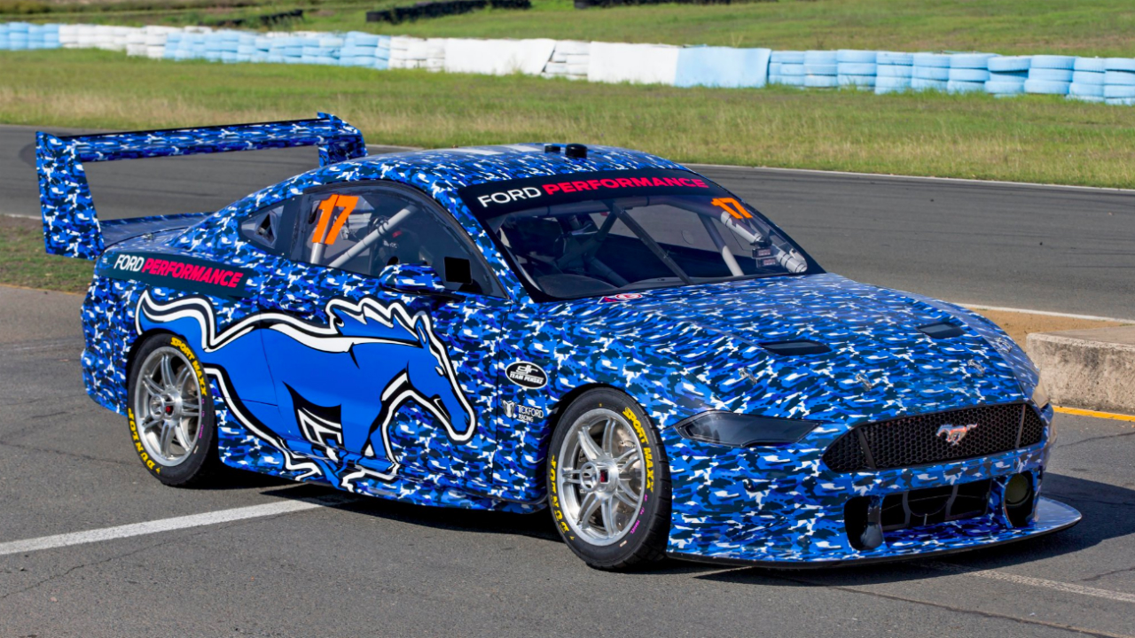 Supercars: New-for-2019 Ford Mustang breaks cover | Sporting News
