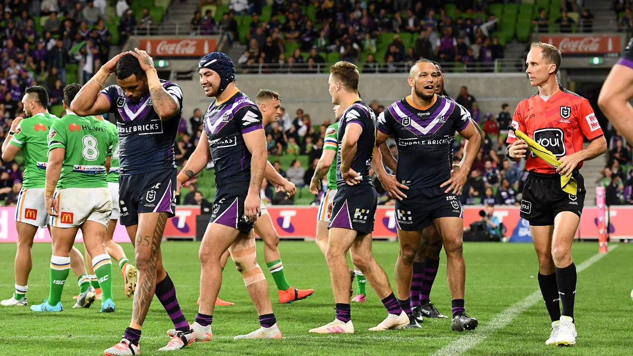 NRL greats Laurie Daley and Kevin Walters call for contentious Melbourne Storm reshuffle ahead of Eels showdown