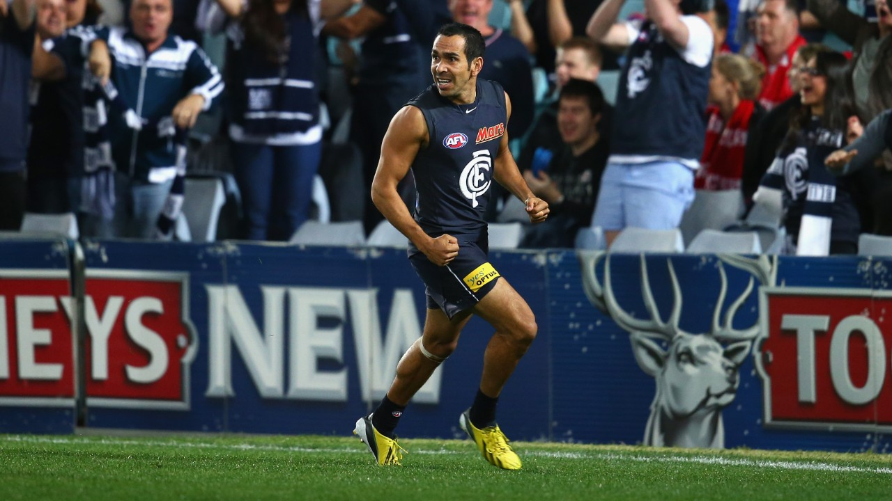 Eddie Betts returns to Carlton in exchange for fourth round pick