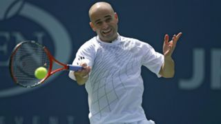 #Andre Agassi