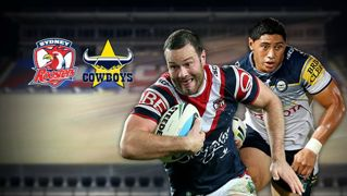 #Roosters v Cowboys