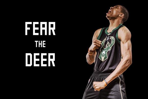 3ac22806 Milwaukee Bucks unveil alternate 'Fear the Deer' uniforms and court |  Sporting News Australia