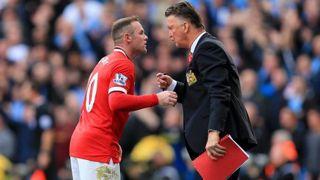 Rooney Van Gaal