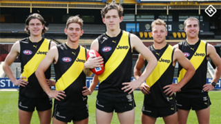Richmond Tigers draft 2018