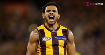#The Rover Cyril Rioli