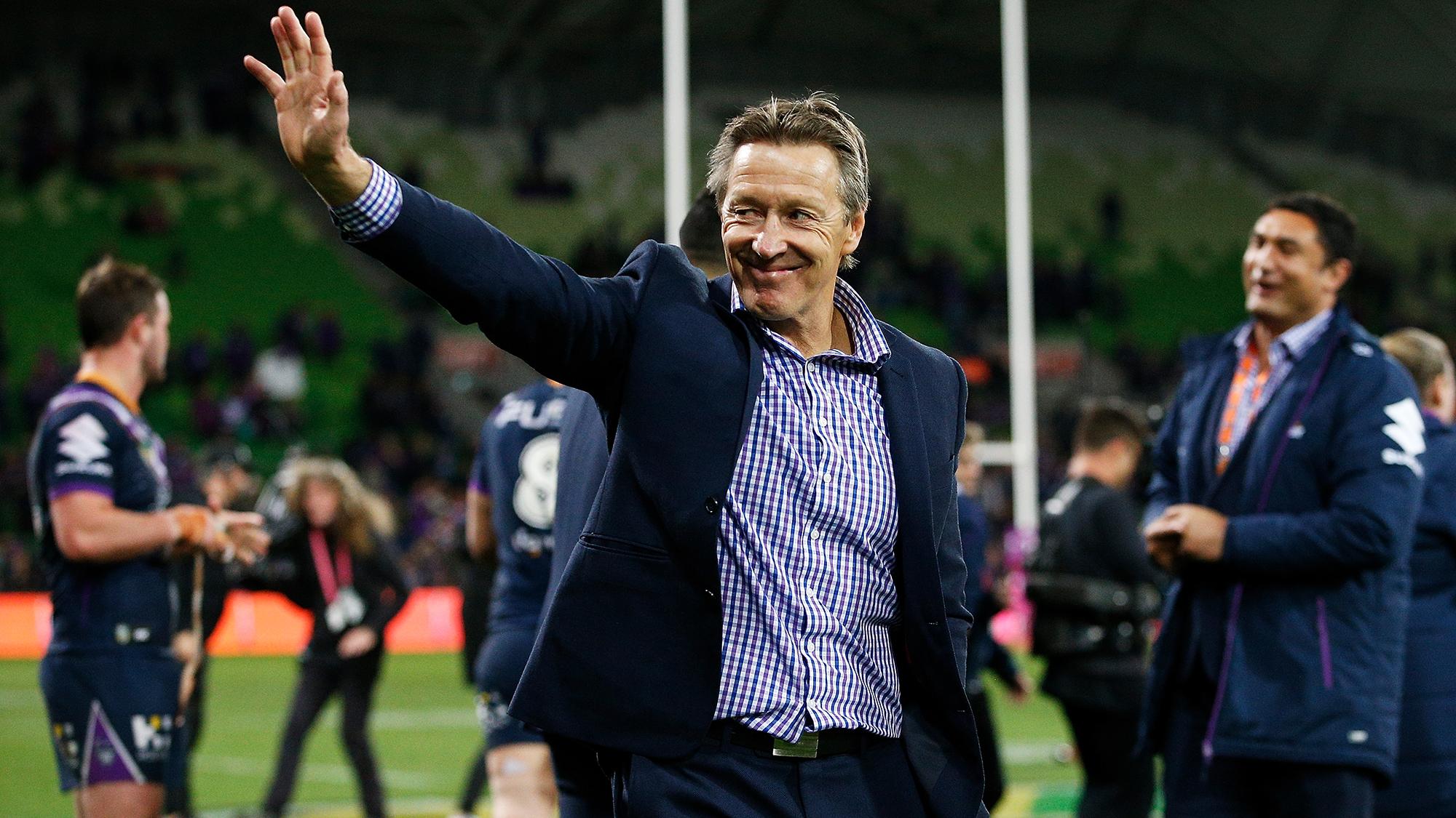Craig Bellamy open to coaching in AFL in post-NRL career