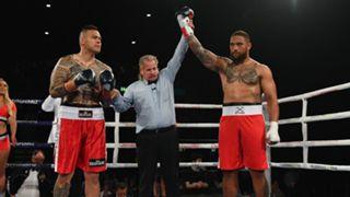 Manu Vatuvei boxing