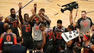 #NBA ALlStar