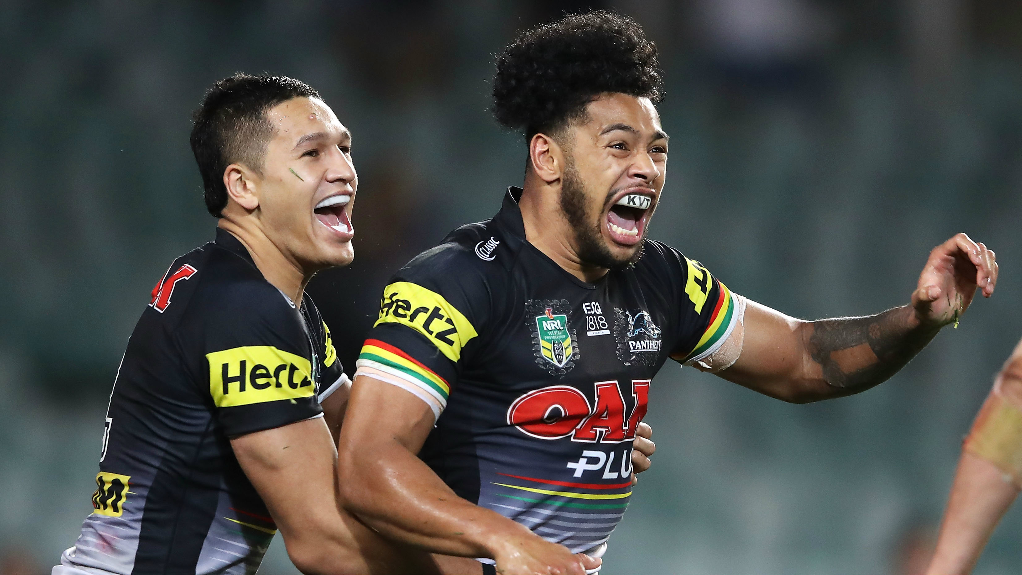 Parramatta Eels recruit Waqa Blake gives insight on his Panthers exit ahead of club debut