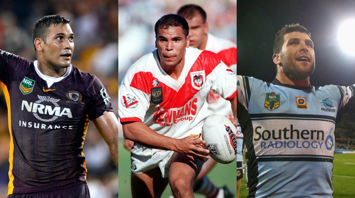 The most hated former NRL players