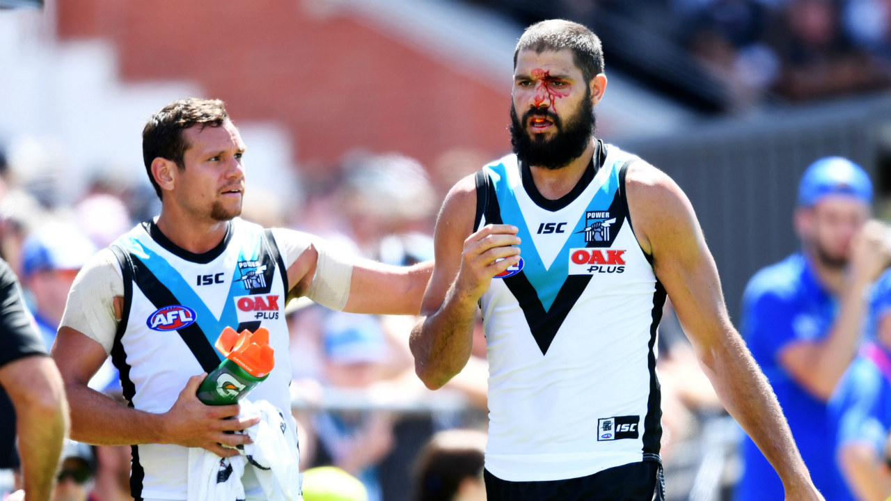 AFL Trades: Port Adelaide pair Paddy Ryder and Dougal Howard traded to St Kilda