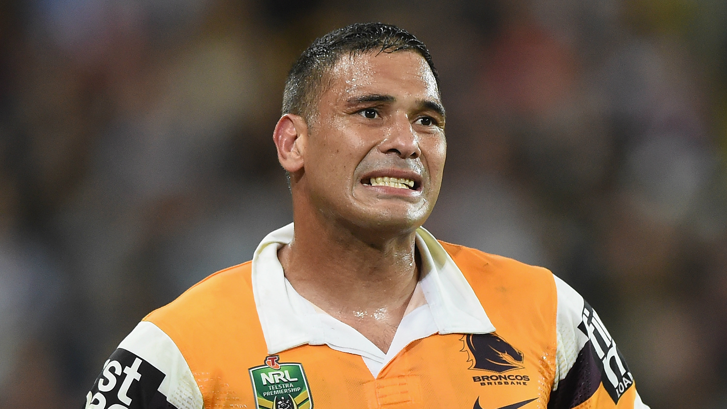 Justin Hodges: Justin Hodges' Pre-game Ritual: 'two Durries On The Way To