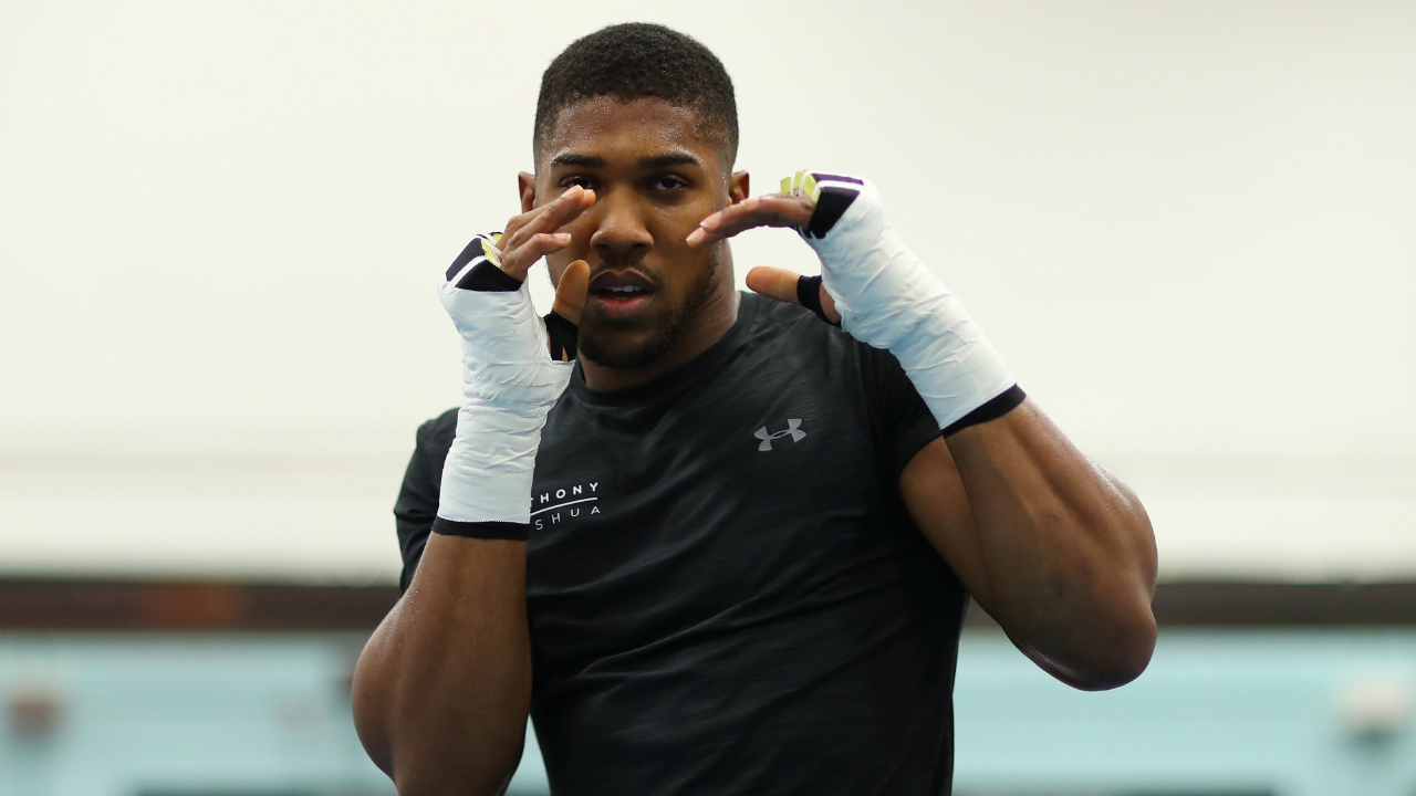 #anthony joshua