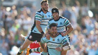 Cronulla Sharks win