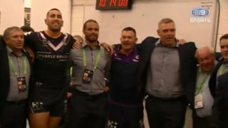 Melbourne Storm song