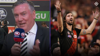 mcguire post match booing