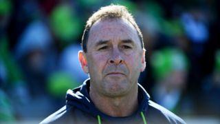 Ricky Stuart Canberra Raiders