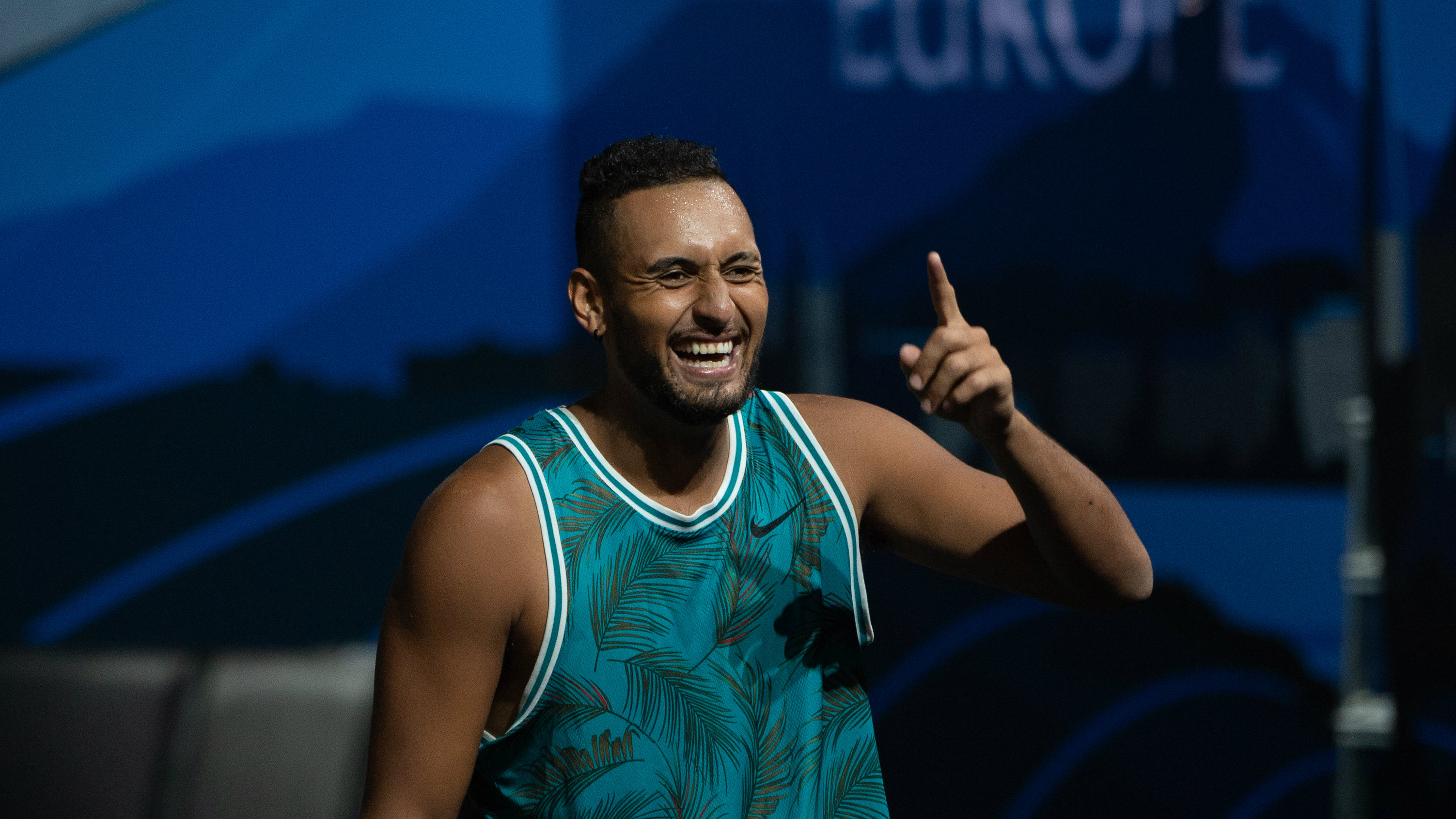 Australian tennis star Nick Kyrgios responds following Pat Rafter's suspension claims