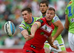 Trent Merrin (Dragons) – 7 points. 2015 Dally M Leaderboard