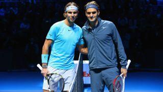 Roger Federer Rafael Nadal Australian Open