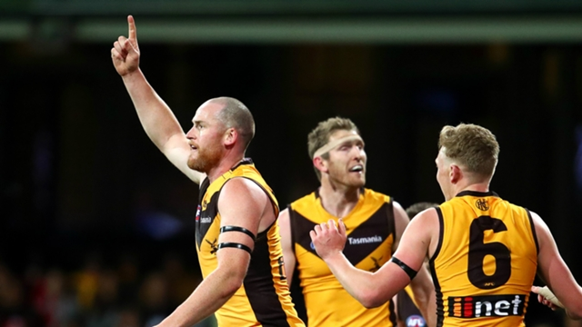 Jarryd Roughead set for farewell game after confirming retirement