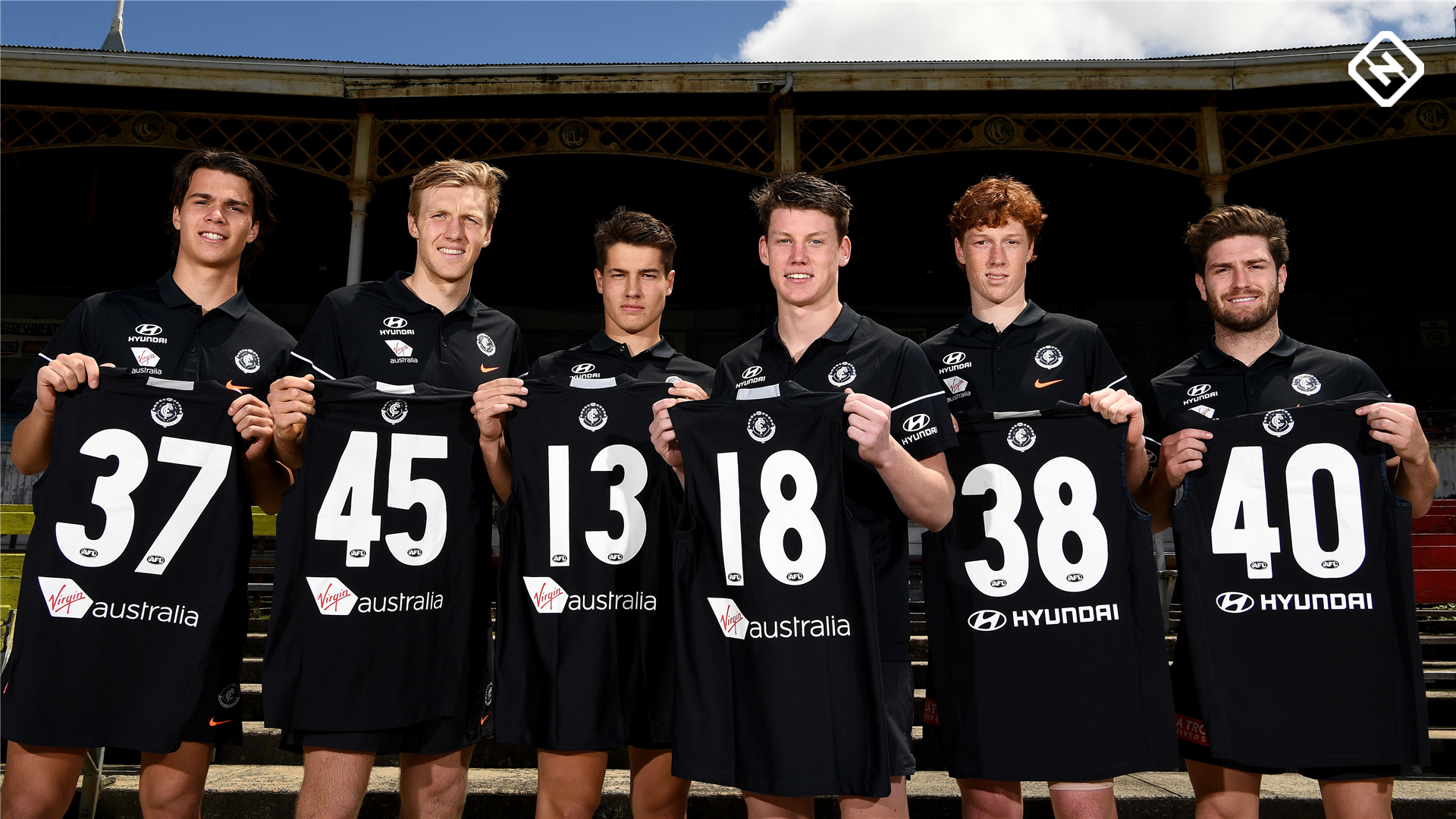 Carlton Blues: 2019 fixtures, preview, list changes, every player