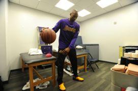 Kobe training
