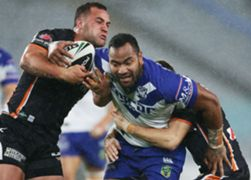 Wests Tigers Canterbury Bulldogs