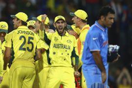 Australia v Indiia