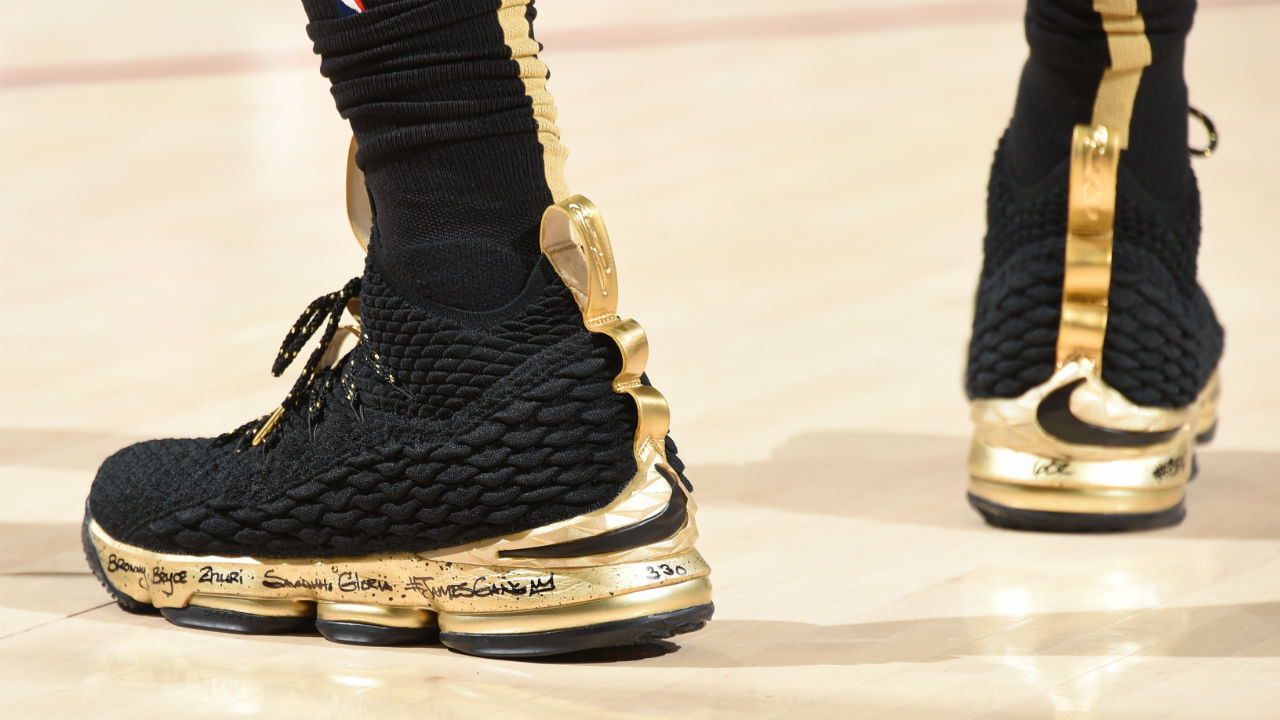 65c3138d4ef9a The best sneakers from Game 4 of the NBA Finals