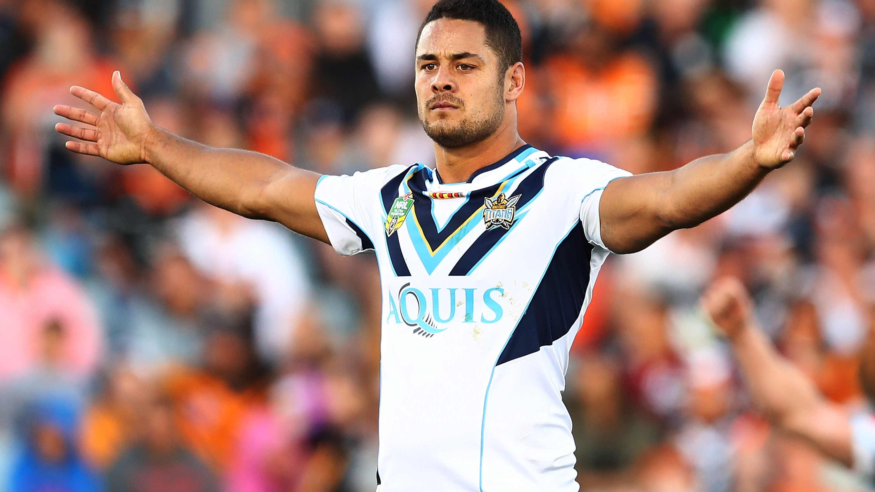 Huge news for Jarryd Hayne and the Titans   Sporting News ...