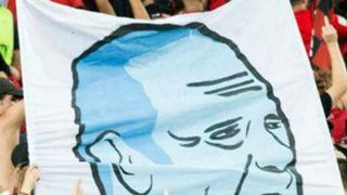 # Graham Arnold banner