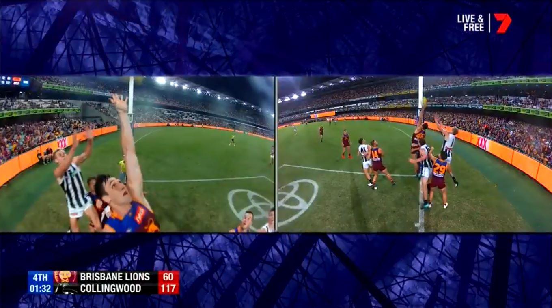 Brisbane v Collingwood: AFL admits two goal review errors