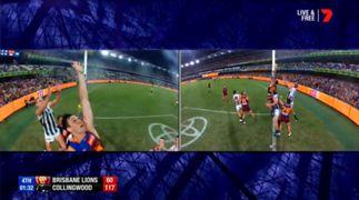 Brisbane Collingwood goal review