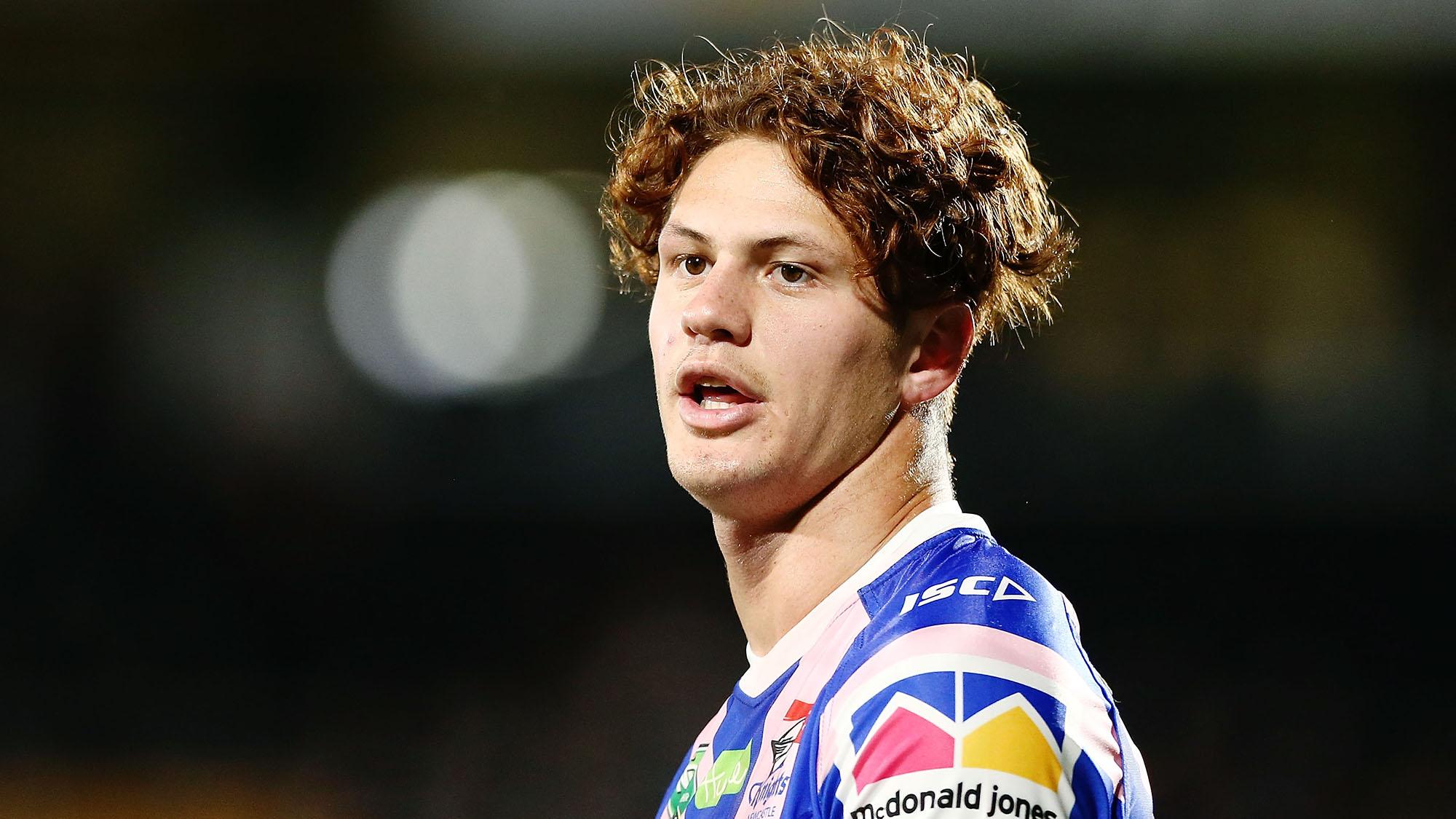 Kalyn Ponga capable of wearing No.6 Queensland jumper, says Darren Lockyer