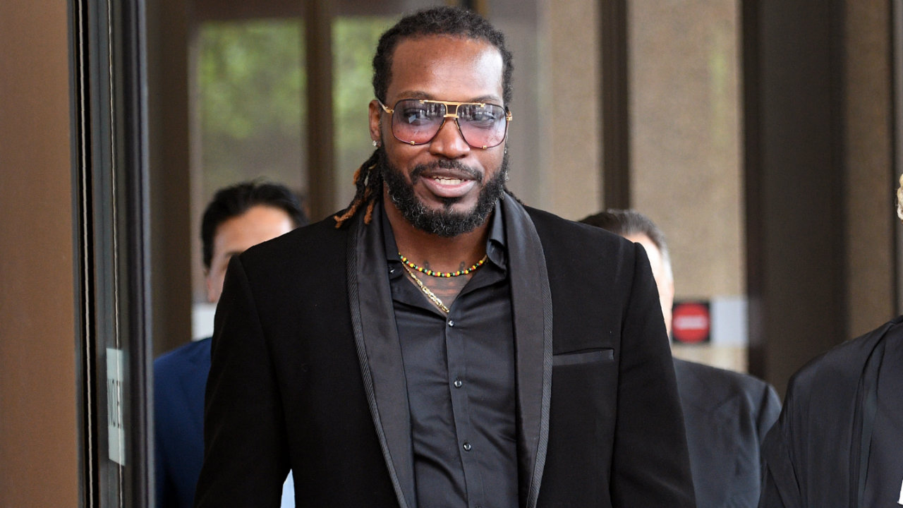 Allegation of indecent exposure not true: Gayle awarded USD 300000 in damages