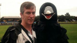 #Mark The Magpies