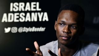 the pain behind israel adesanya s rise to the ufc sporting news