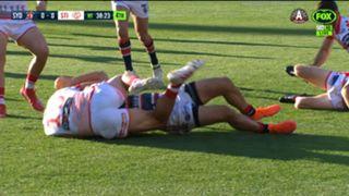 Zac Lomax tackle