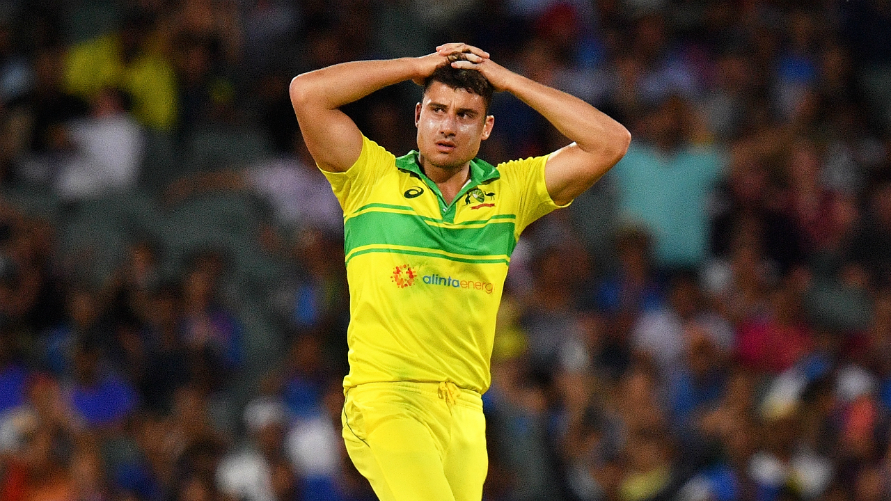 Marcus Stoinis: Marcus Stoinis 'not Counting My Chickens Before They Hatch