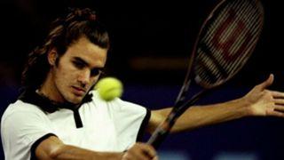 #Roger Federer 2000