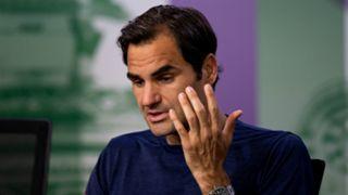 #Roger Federer