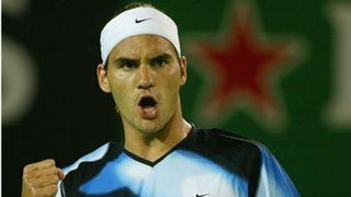 #Roger Federer 2003