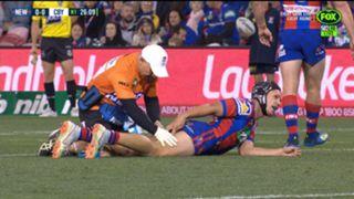 #Kalyn Ponga injury