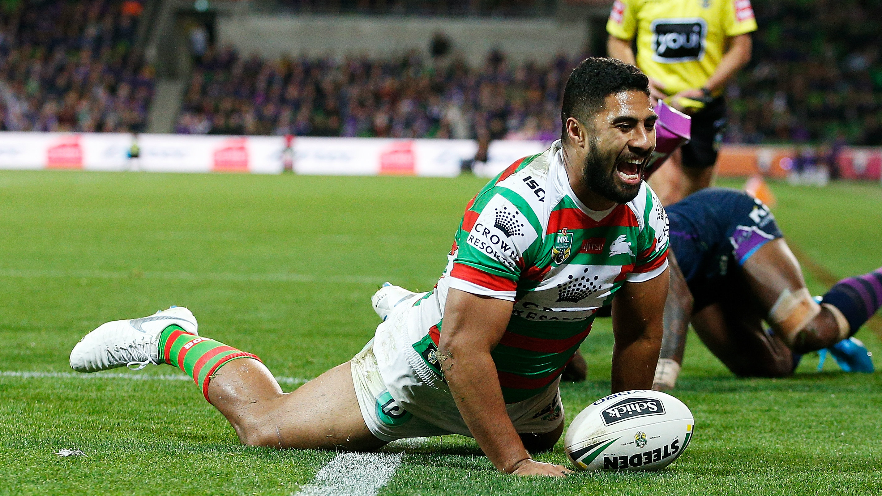 Wests Tigers confirm Robert Jennings signing after Rabbitohs release
