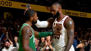#Lebron James Kyrie Irving