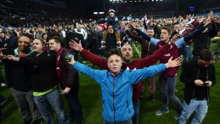 Aston Villa crowd
