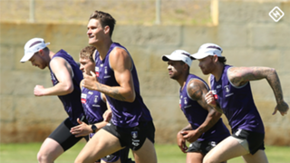 Fremantle Dockers Rory Lobb logo