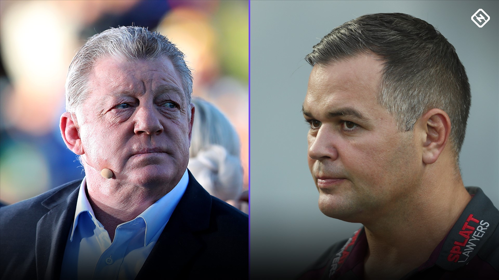 Gus Gould questions Anthony Seibold after Brisbane's Storm horrorshow
